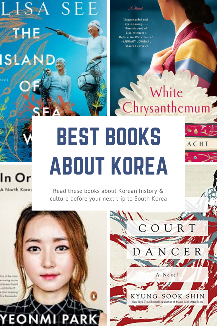 5 Best Books About Korea Read Before You Go Simply Angella Travel Book Books Korean History