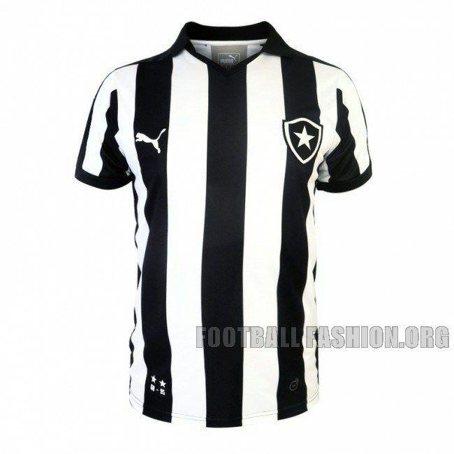 Botafogo 2015 16 PUMA Home 31984a7021a44