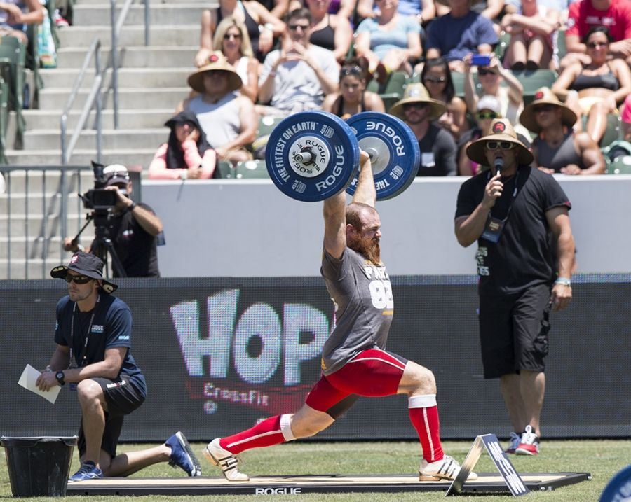 Saturday | 2013 CrossFit Games
