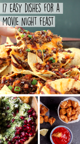 17 Easy Dishes For A Movie Night Feast Playbuzz Night