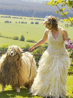Brides, it's your big day and you want to look special. Please, whatever you do, don't wear one of t