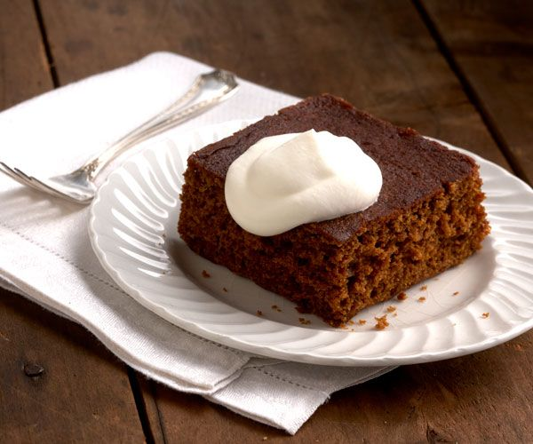 Ginger Cake #finecooking