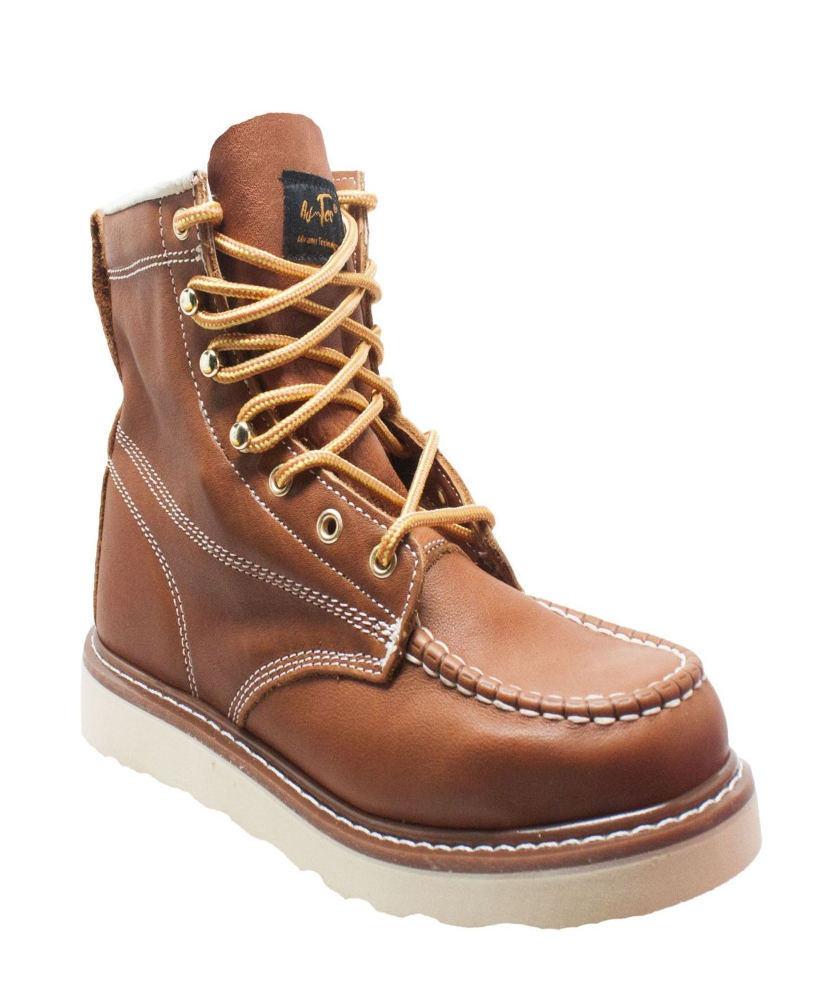 AdTec Mens 8 Inch Farm Boot-M
