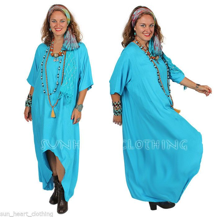 SUNHEART Lagenlook HI-LOW MERMAID HERA ASYM TUNIC OR DRESS SML-MED-XL-1X-2X-5X #SUNHEARTBOHOGODDESSCLOTHING #lagenlooktunic #ANYTIME