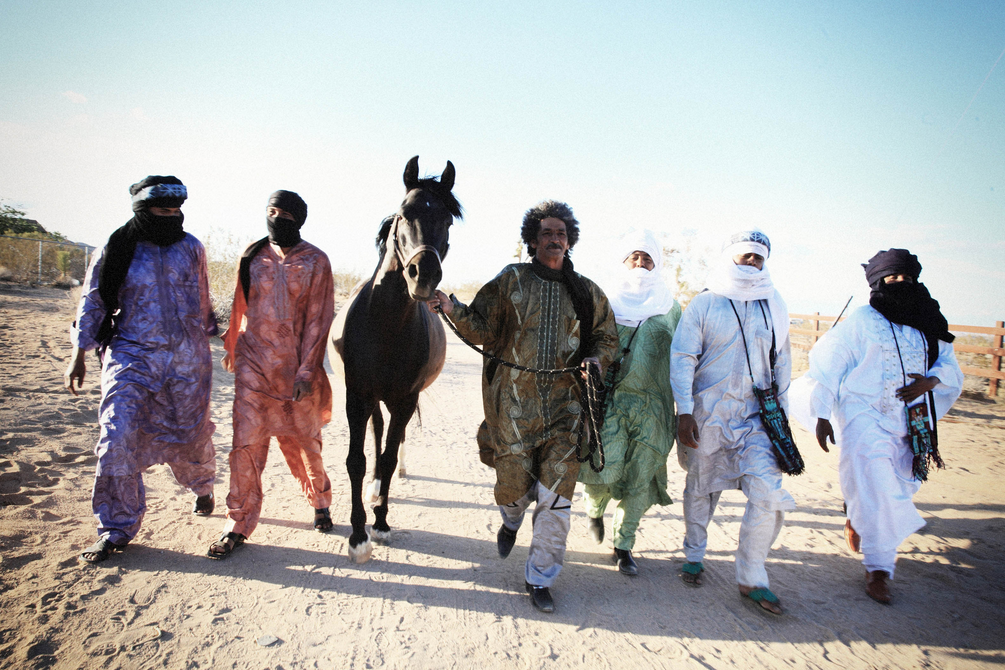 Tinariwen. Tickets available on Wednesday October 22, 2014.