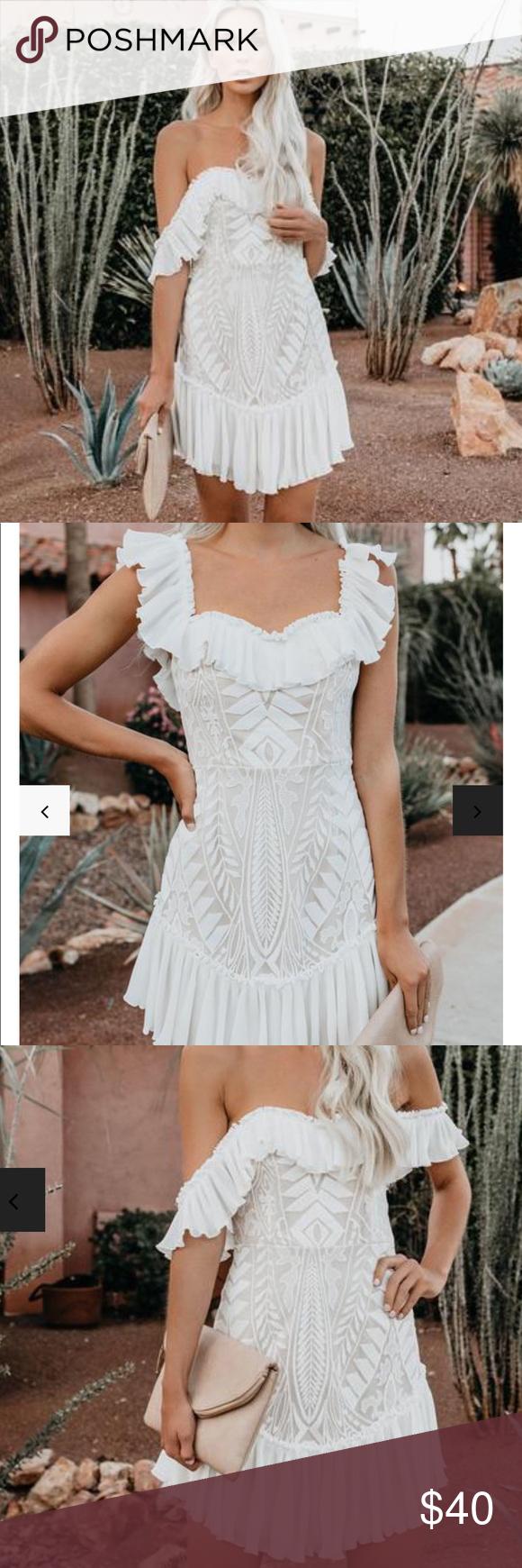 Vici Dolls Bouquet Toss Dress Sz S Lace Mini Dress Dresses Bachelorette Party Dress [ 1740 x 580 Pixel ]