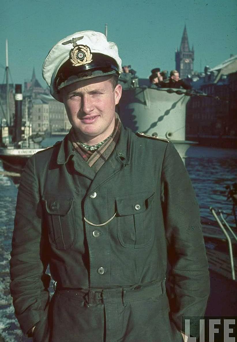 U-boat captain 1942 | 3e REICH | Pinterest | Guerriers et ...