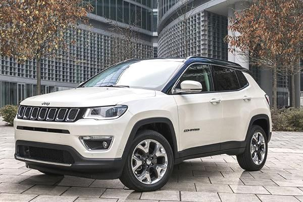 Jeep Bets Big On Made In India Compass Suv Autocar India Jeep