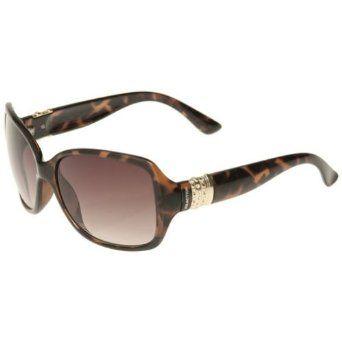 KENNETH COLE REACTION Bangle Emblem Sunglasses [KC1180], Tort (O52F) Kenneth Cole REACTION. $15.00