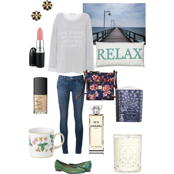 """Monday Mornings By The Sea"" by emmaloggins on Polyvore"