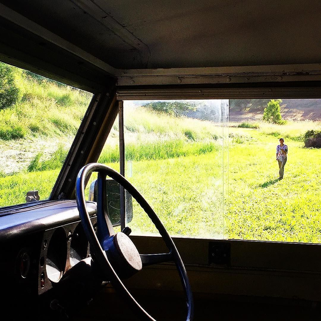 Great afternoon in the paddock. #landrover #landroverseries ...