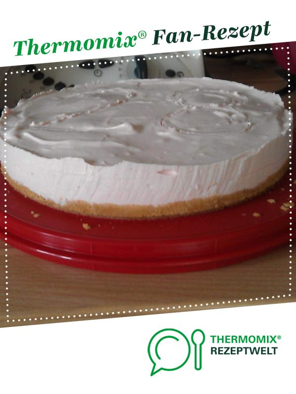 Philadelphia Torte Rezept Philadelphia Torte Thermomix Torten Und Thermomix Kuchen