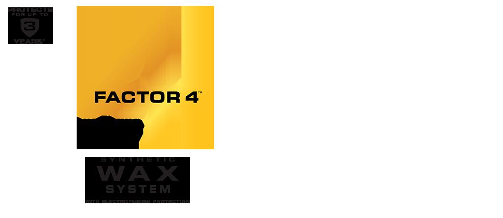 Factor 4 Car Wax System Car Wax Wax Clay Bar