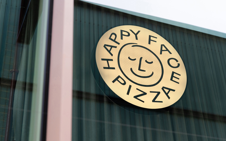 Happy Face Pizza — Pentagram