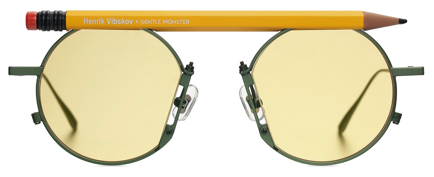 a41e885f3c4e GENTLE MONSTER - PENCIL GLASSES GR1(Y)