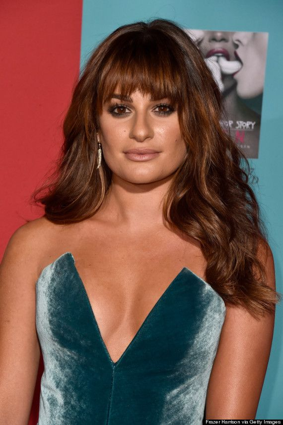 Lea Michele Wows At American Horror Story Premiere Freak Show