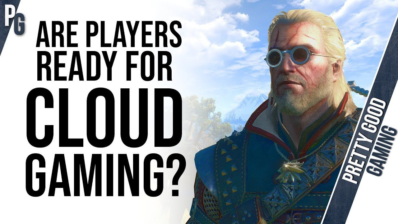 Is CLOUD GAMING Really The Future? Games CEOs keep talking