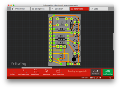 Design your own PCBs with Open Source tool Fritzing | PCB ...