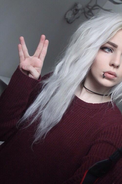Cortes de cabello hipster para mujer tumblr