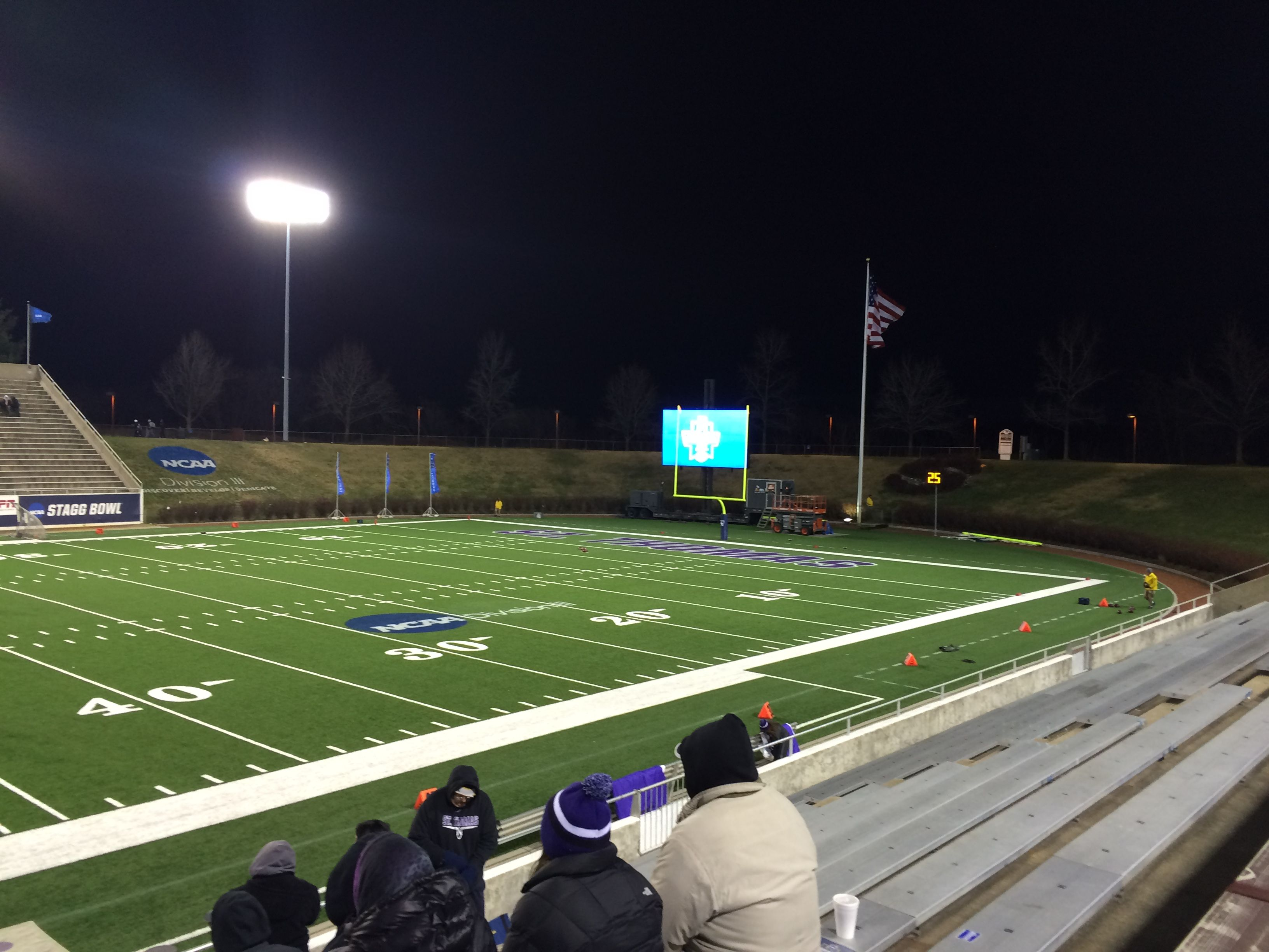 Mount union football by go cleveland go wings go cre