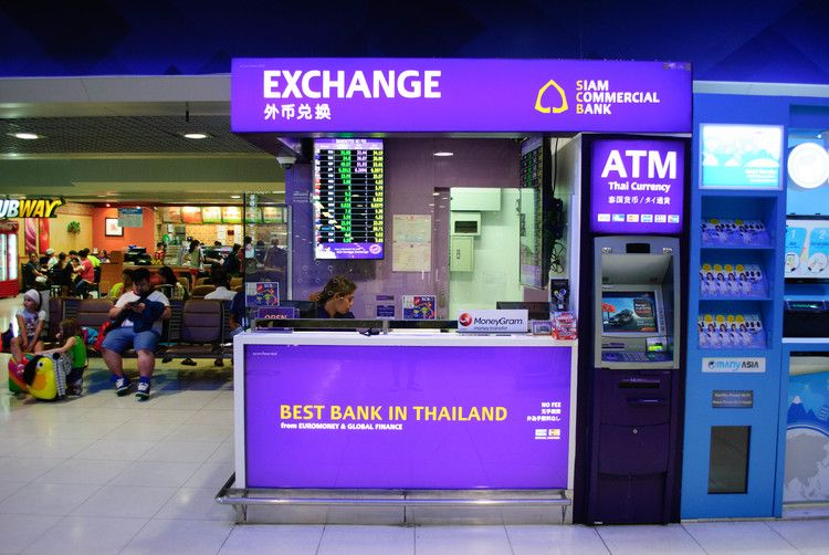 forex bank exchange airport)