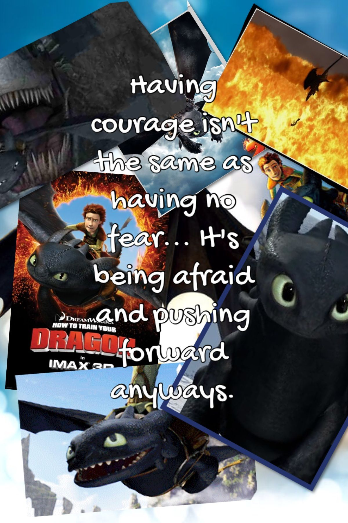 This is a very inspirational quote how to train your dragon this is a very inspirational quote ccuart Gallery