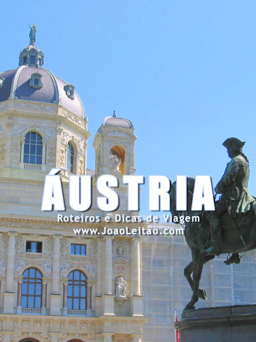 Áustria – Viajar