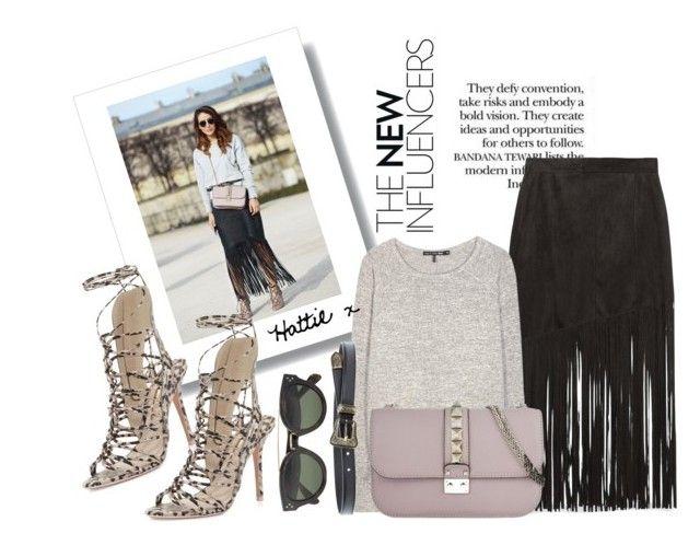 Hero Piece Zara Fringe Skirt by hattie4palmerstone on