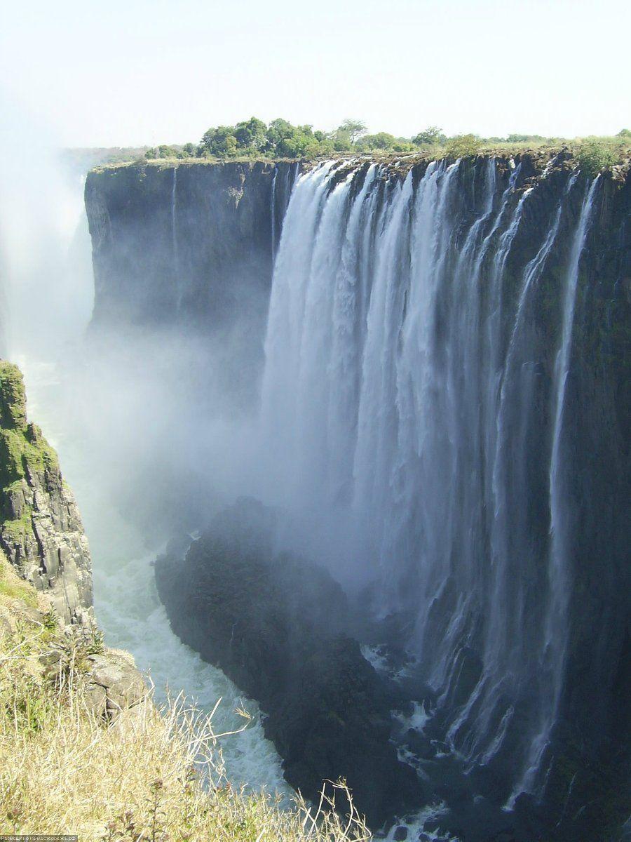 zimbabwe matabeleland Victoria falls north