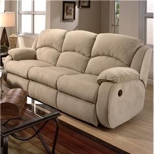 Enjoyable Cagney Powerized Double Reclining Sofa With Pillow Arms By Gmtry Best Dining Table And Chair Ideas Images Gmtryco