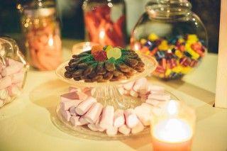 Candy Bar. Pasión Eventos