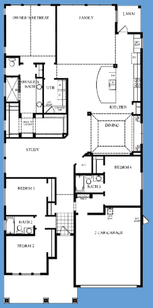 The Cloverwood Is Only One Of Many Floor Plans Offered By David Weekley  Homes At Shearwater