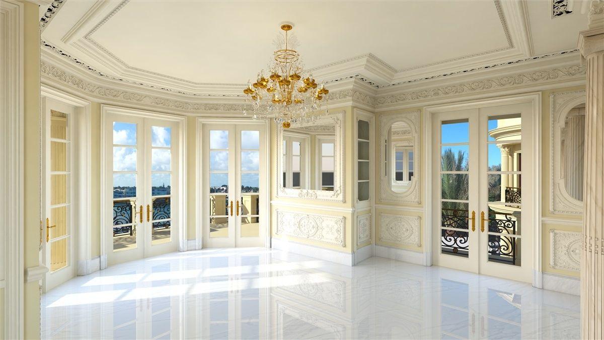 mansion of versailles