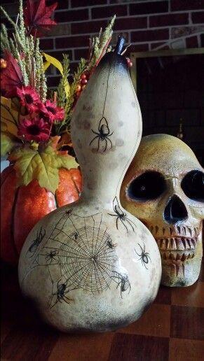 25+ best ideas about Halloween Gourds Pinterest Gourds - halloween arts and crafts decorations