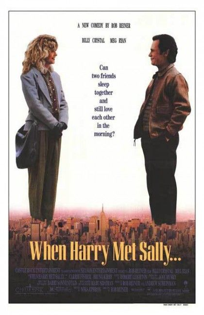 10 Date Night Movies To Watch At Home Glitter Guide When Harry Met Sally Sally Movie Harry Met Sally
