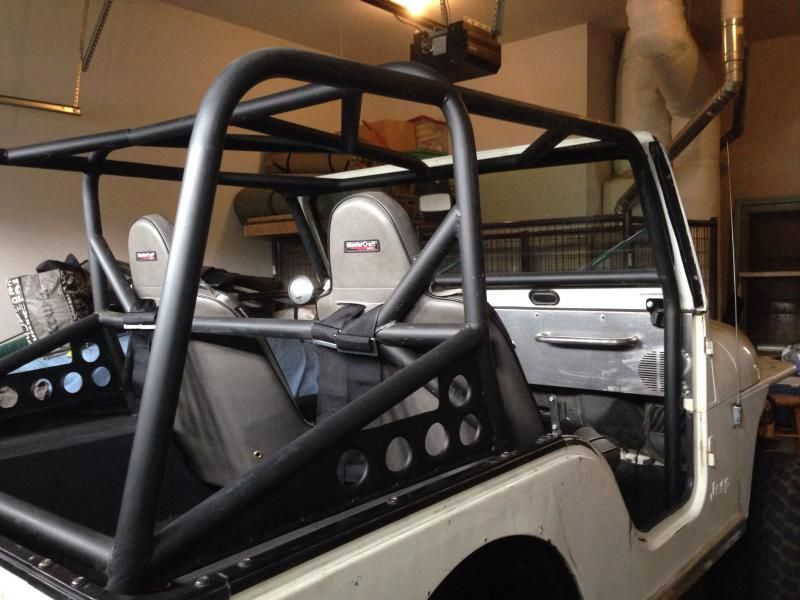 Cj 5 Rollcage Ideas Pirate4x4 Com 4x4 And Off Road Forum