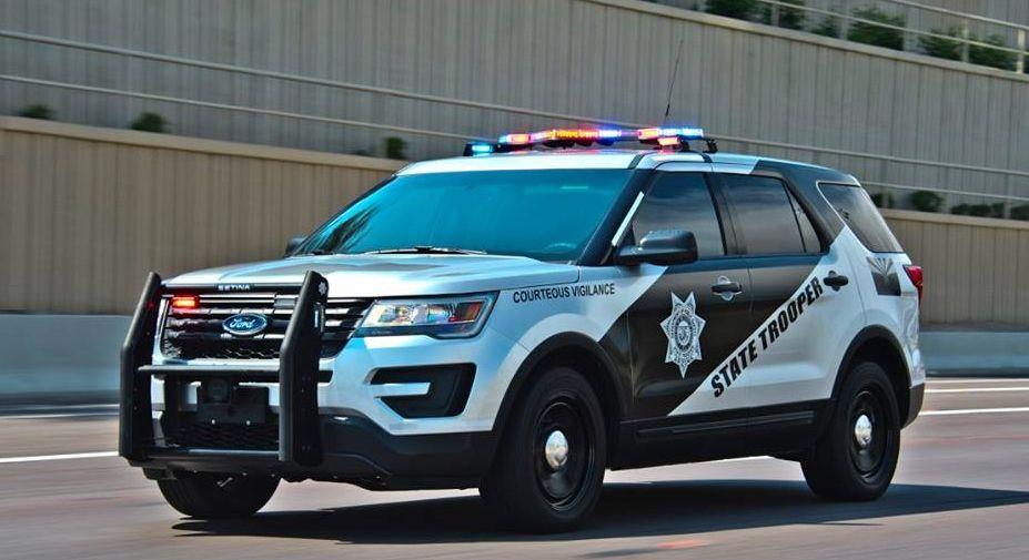 Arizona dept of public safety highway patrol police