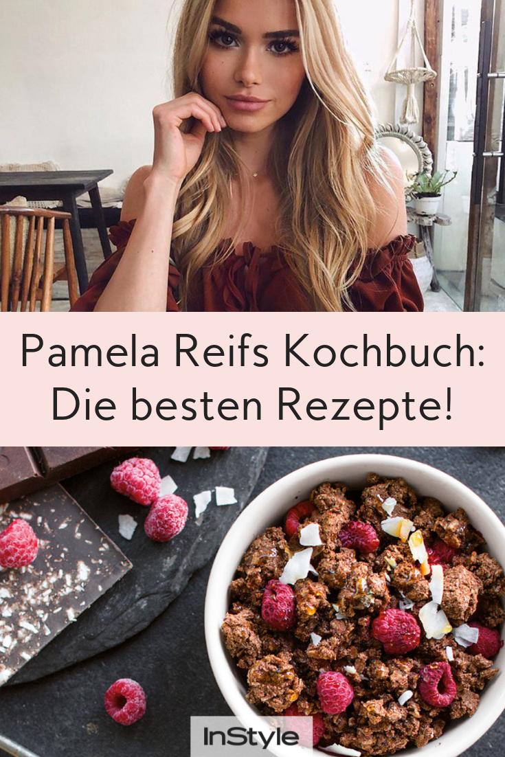 Abnehmen bedeutet Verzicht Nicht unbedingt Pamela Reif beweist mit dem neuen Kochbuch inklusive Reze...