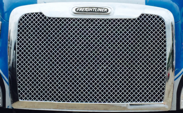 Performance Mesh Style Grille Fits Freightliner Century With Bugscreen Miamistar Com In 2020 Freightliner Bug Screen Grilles