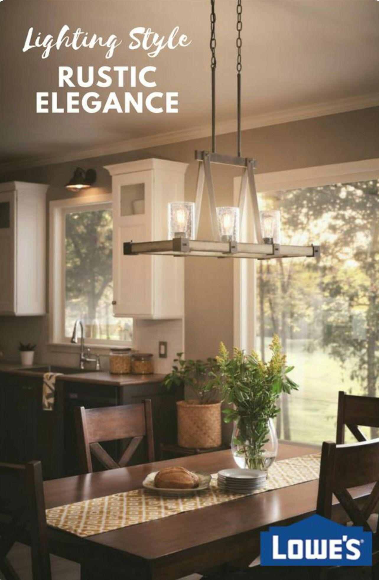 Home interior design dining room pin by suauruauh on home decor kitchendining  pinterest  kitchen