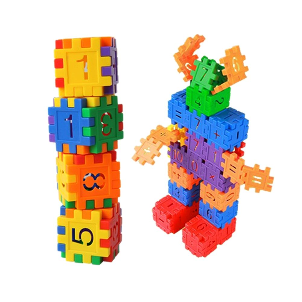 Baby with toys images  pcsset Baby Toys Children Kid Digital Educational Building Blocks