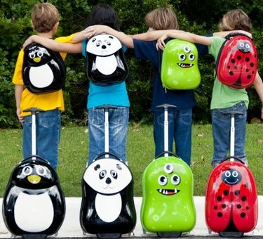 Children's Luggage for Travel with Kids | Kids bags, backpacks and ...