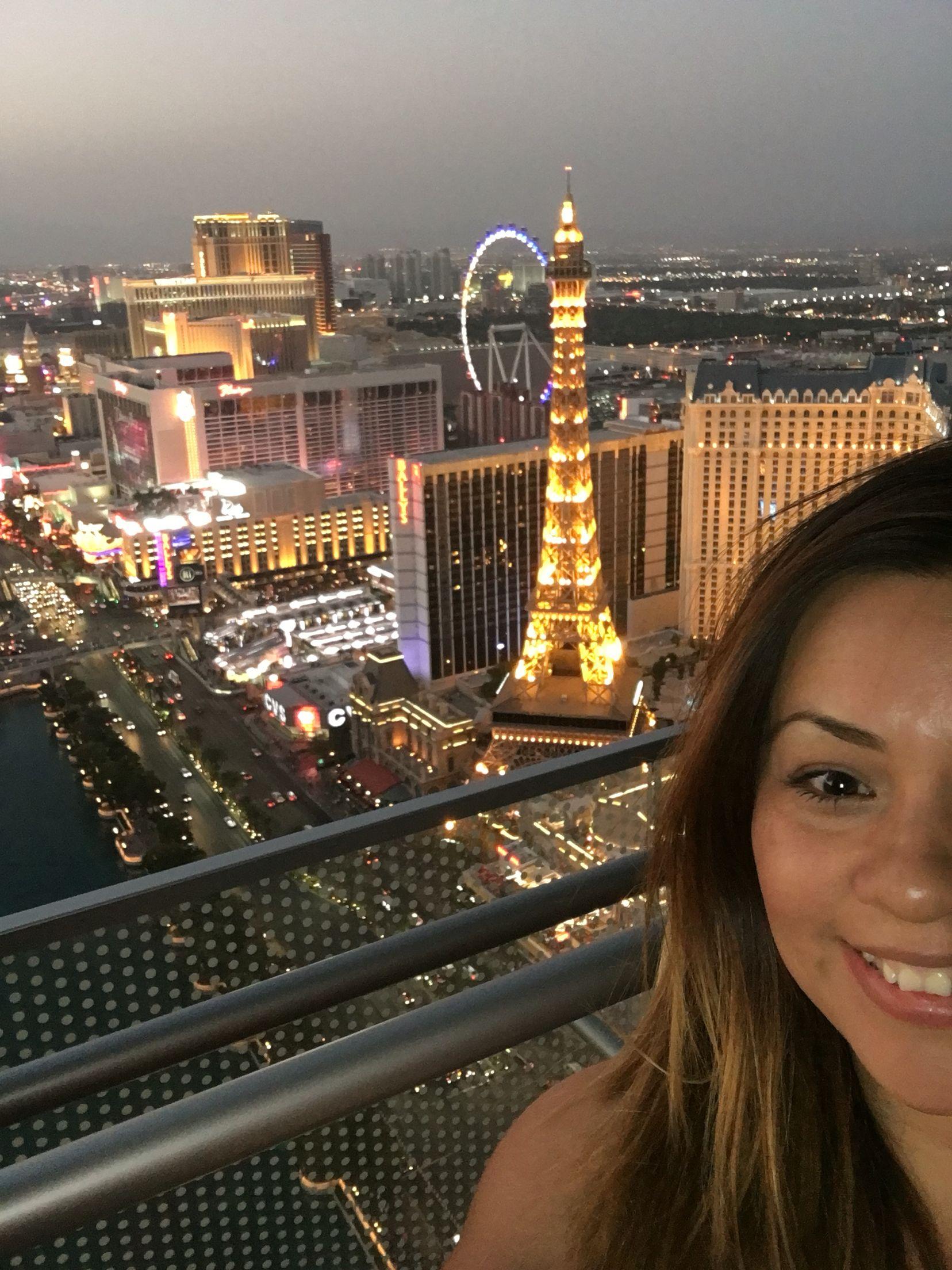 The cosmopolitan terrace premium view
