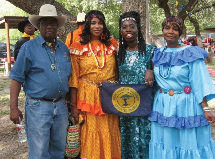 Have you ever heard of the Gullah people of South Carolina They