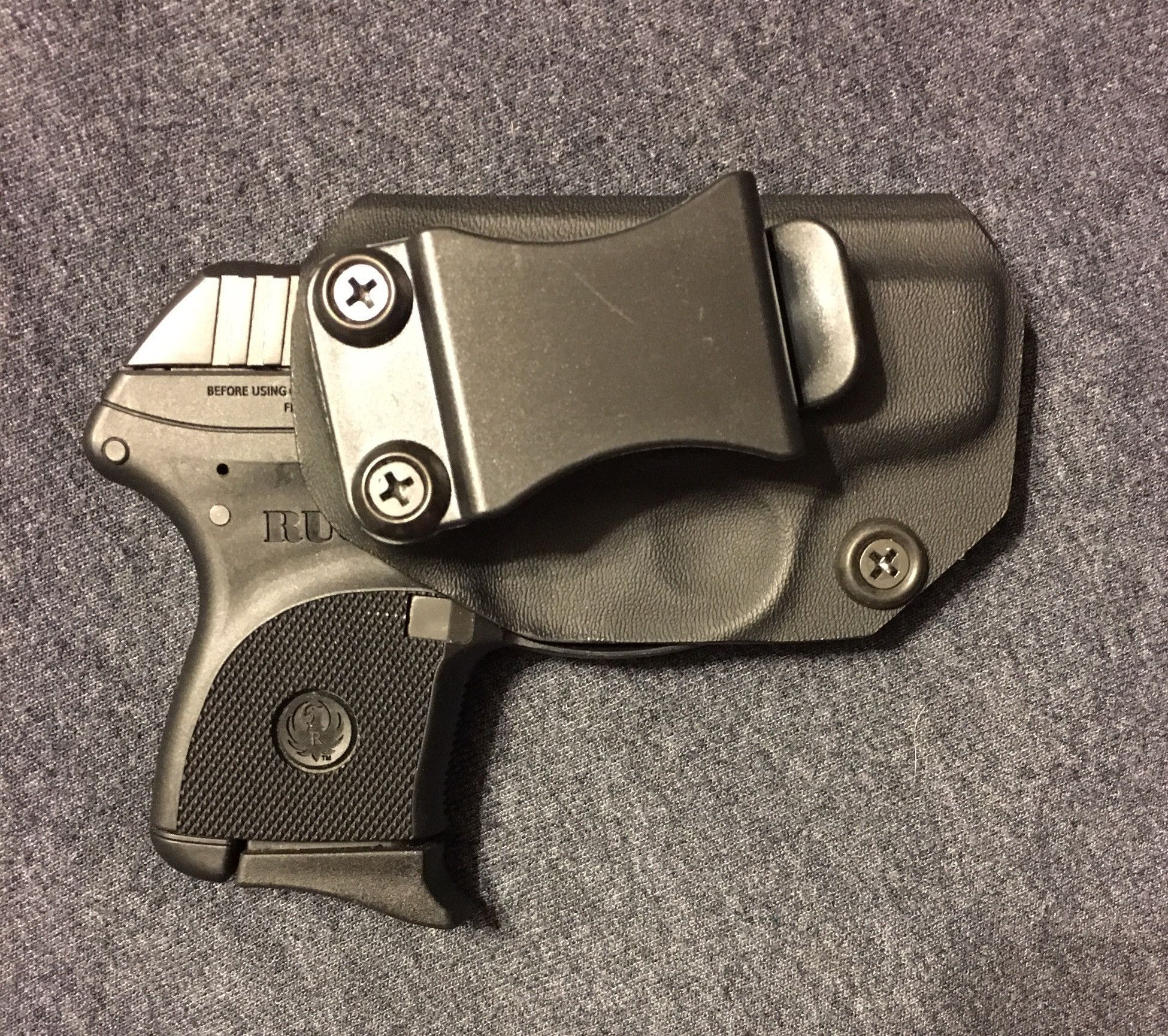 Kydex IWB Holster for Ruger LCP  380 | Products | Ruger lcp
