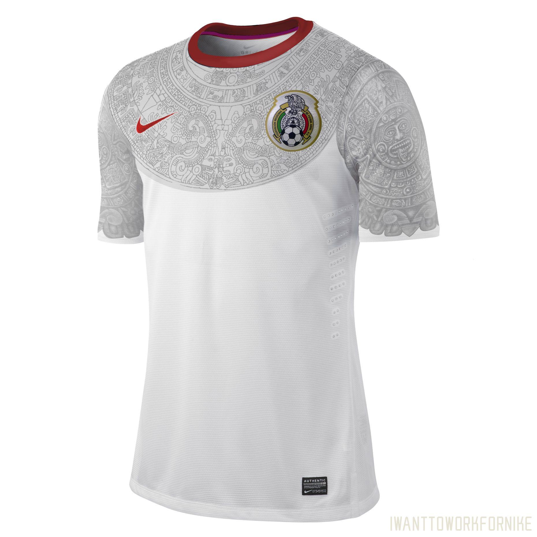Camisetas · MEXICO concept jersey  146a290dfdae8