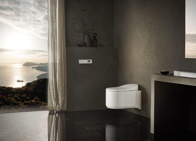 Een hangtoilet is veel praktischer en gebruiksvriendelijker dan