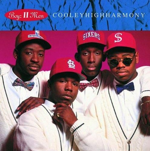 Cooley High Harmony. in love.