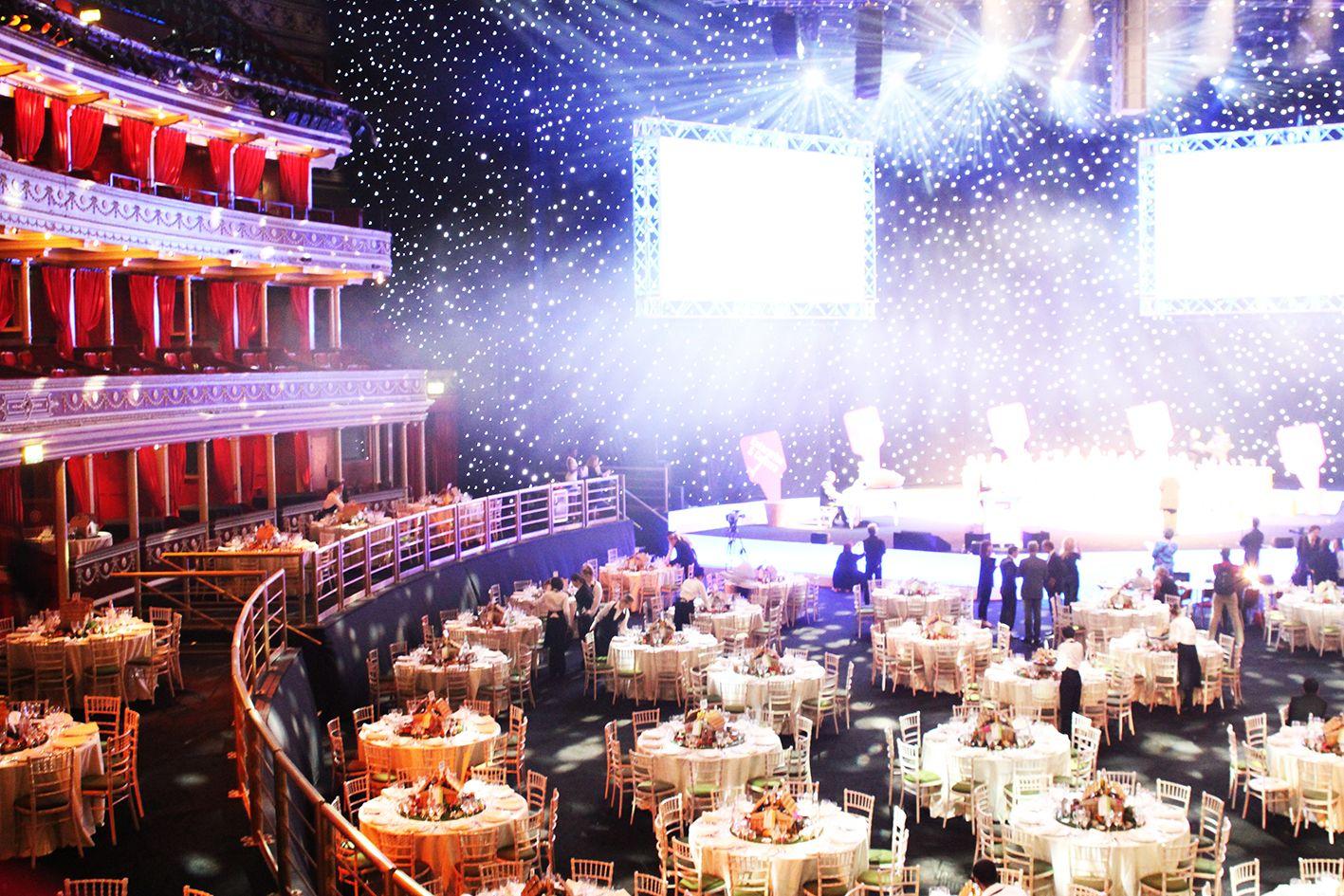 July Dinner Royal Albert Hall Venues Event