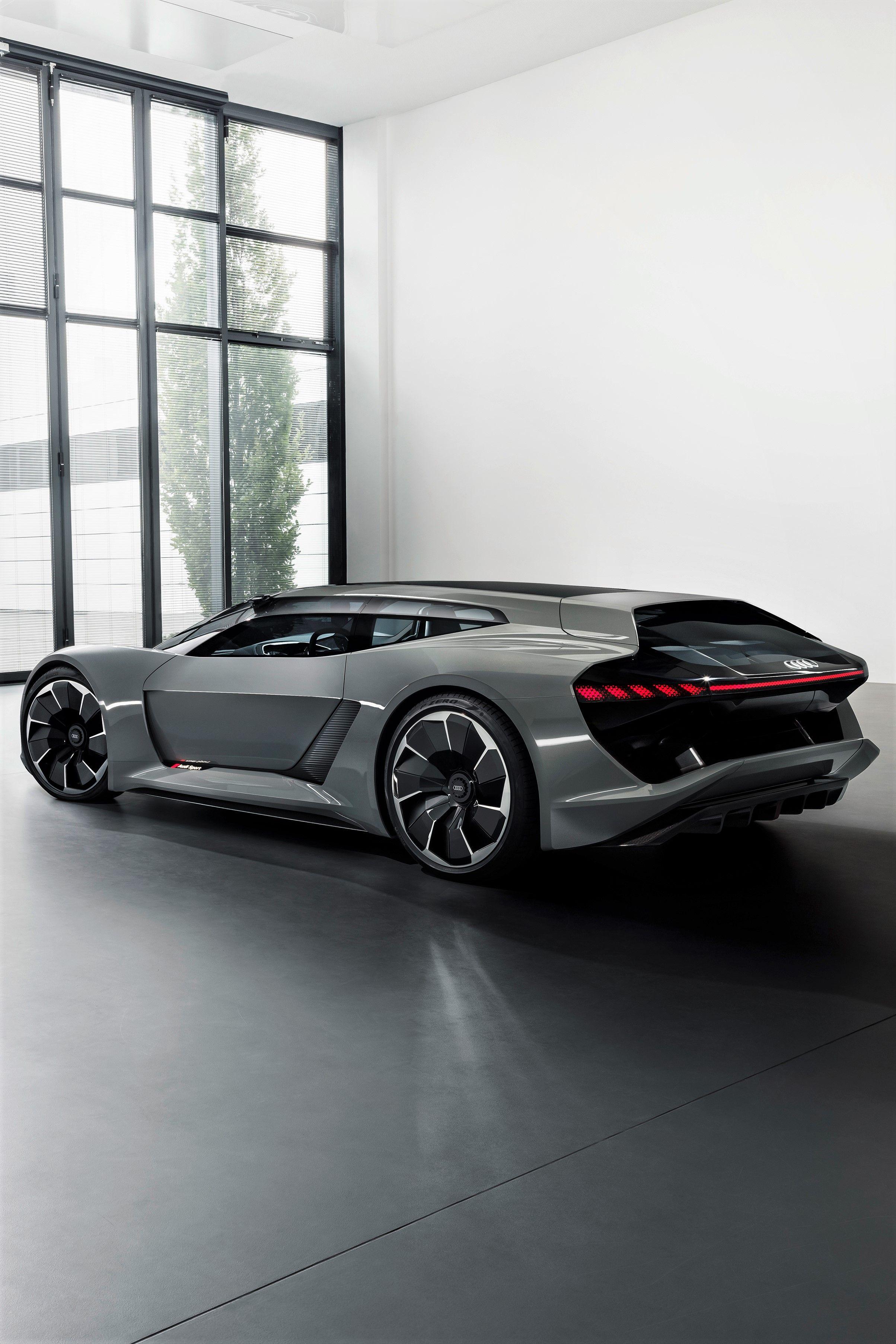 Audi PB 18 e-tron - The MAN #audivehicles